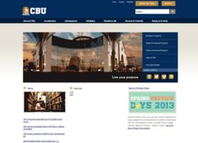 web1.calbaptist.edu