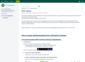 web2.clarkson.edu