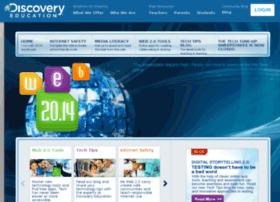 web2014.discoveryeducation.com