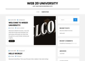 web20university.com