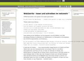 web2write.oncampus.de