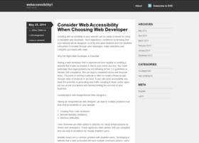 webaccessibility1.wordpress.com