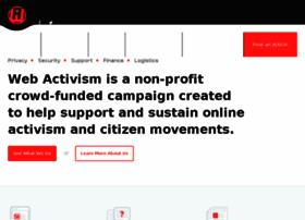 webactivism.com