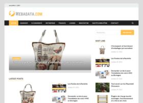 webadata.com