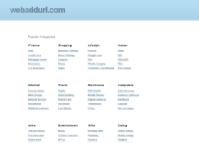 webaddurl.com
