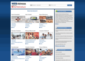 webadress.de