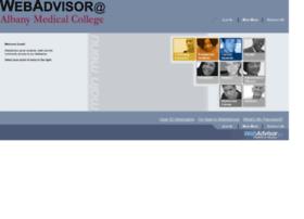 webadvisor.amc.edu