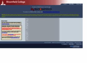 webadvisor.bloomfield.edu