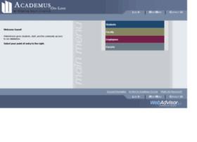 webadvisor.wju.edu