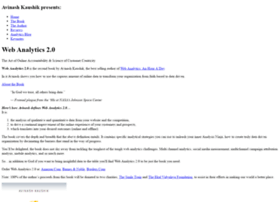 webanalytics20.com
