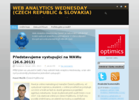 webanalyticswednesday.cz