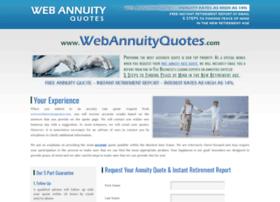 webannuityquotes.com