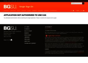 webapp.bgsu.edu
