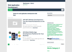 webapplicationdevelopmentindia1.blogspot.in