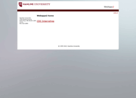 webapps.hamline.edu