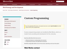 webapps.missouristate.edu