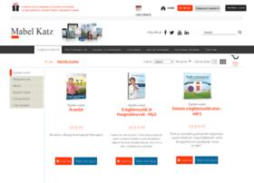 webaruhaz.mabelkatz.com