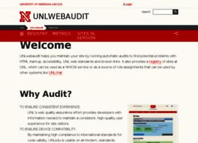 webaudit.unl.edu