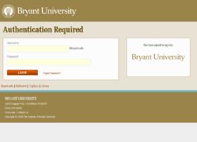 webauthdev.bryant.edu