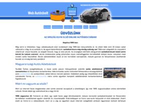 webautosbolt.hu