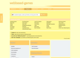webbased-games.startkabel.nl