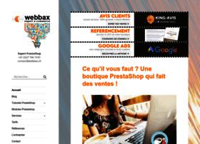 webbax.ch