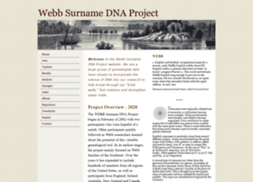 webbdnaproject.org