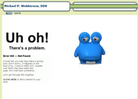 webbersondds.mydentalvisit.com