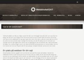 webbhotell247.se