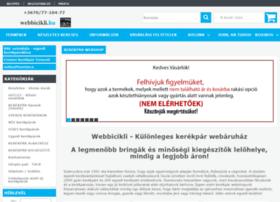 webbicikli.hu