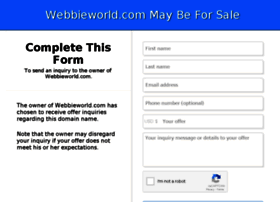 webbieworld.com