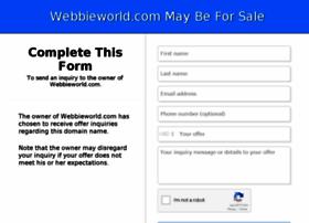 webbieworld.com