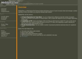 webbyfiles.com