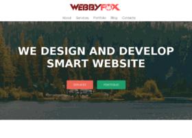 webbyfox.co.uk