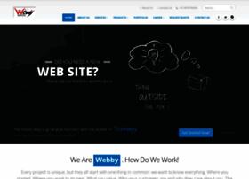webbyinfotech.com