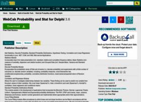 webcab-probability-and-stat-for-delphi.soft112.com