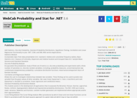 webcab-probability-and-stat-for-net.soft112.com