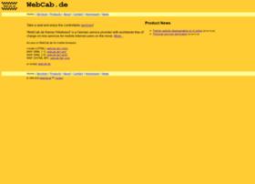 webcab.de