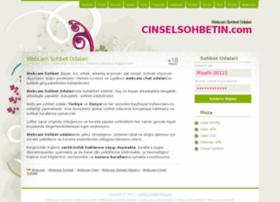webcam.cinselsohbetin.com
