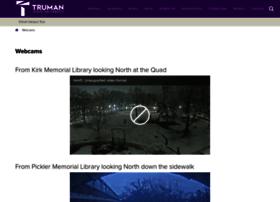 webcam.truman.edu