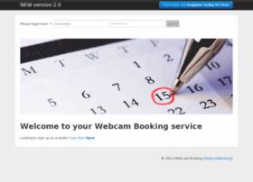 webcambooking.com