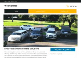 webcarhire.com.au