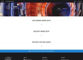 webcast.cern.ch