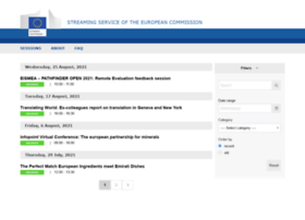 webcast.ec.europa.eu