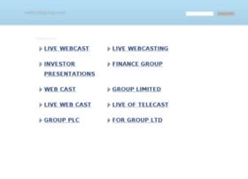 webcastgroup.com