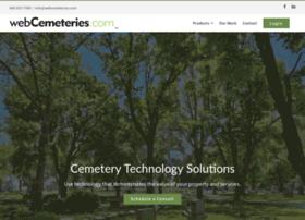 webcemeteries.com