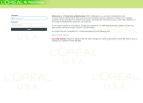 webcenter.lorealusa.com