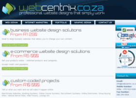 webcentrix.co.za