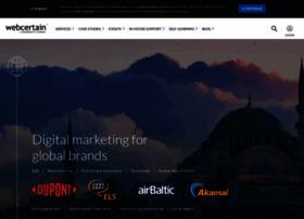 webcertain.com