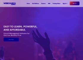 webchurchconnect.com